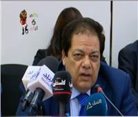 محمد ابو العينين: فضحنا جرائم إسرائيل أمام البرلمان الأوروبى .. فيديو