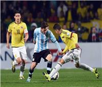 كولومبيا تتقدم على الأرجنتين بأقدام «مارتينيز» في الدقيقة 71