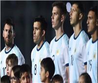 رقم سلبي جديد لمنتخب الأرجنتين في بداية مشواره بكوبا أمريكا