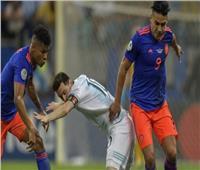 فيديو| شاهد ملخص وأهداف مباراة الأرجنتين وكولومبيا 2-0