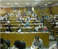 اليوم.. 179 طالب يؤدون امتحانات الدراسات العليا بآداب الفيوم