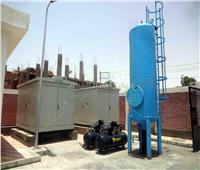 بدري: الانتهاء من مشروعات مياه الشرب والصرف الصحي بسوهاج