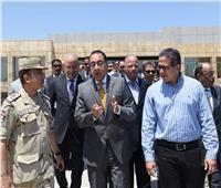 صور.. رئيس الوزراء :خطة عمل مكثفة للانتهاء من تطوير بحيرة عين الصيرة والمنطقة المحيطة بمتحف الحضارة