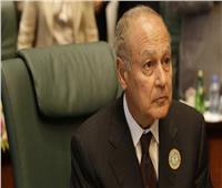 أبو الغيط يصل إلى الخرطوم لإجراء مباحثات مع المجلس العسكري الانتقالي
