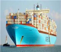 عبور ٤٤ سفينة المجرى الملاحي لقناة السويس