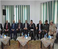 محافظ المنيا يشارك في المؤتمر الوطني الأول لدعم صغار المزارعين
