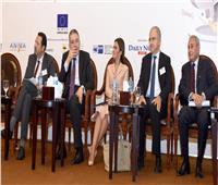 وزيرة الاستثمار والتعاون الدولي تفتتح المؤتمر الأورومتوسطي الخامس