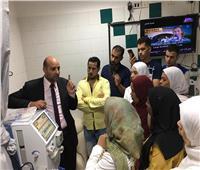 التدريب على «الجامبرو» للغسيل الكلوي بمستشفيات البحر الأحمر
