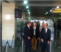 وفد برلماني يتفقد مطار برج العرب استعداداً لبطولة الأمم الإفريقية