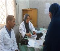 قوافل طبية مجانية لعلاج مرضى الفرافرة