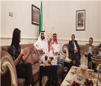 السفير السعودى بأذرببجان يشيد بالتطور الذي شهده قطاع السياحة فى مصر