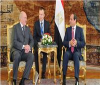 في سطور.. تعرف على حجم العلاقات الاقتصادية بين ومصر وبيلاروسيا