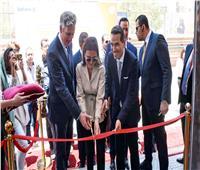 صور| جيفرى أدمز: خطة «مصرية - بريطانية» للاستثمار في مجال الصحة