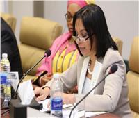 مايا مرسي: مصر تولي اهتماما كبيراً بالمرأة في عملية التنمية