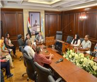 محافظ الإسكندرية يدعم ذوي القدرات الخاصة في البطولة الأفريقية لتنس الطاولة