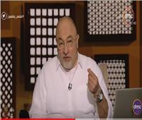 فيديو| خالد الجندي: الجزيرة تعمل على نشر الفساد وتدمير الدول