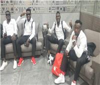 أمم إفريقيا 2019| بالصور.. منتخب أوغندا يصل مطار القاهرة