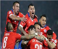 فيديو| تشيلي تتقدم على اليابان في الشوط الأول بكوبا أمريكا