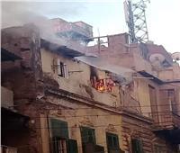ننشر أسماء المصابين في حريق منزل دمنهور