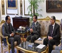 مدبولى: ما تحقق بمصر خلال الأعوام الخمسة الماضية في «الكهرباء» قصة نجاح حقيقية..صور