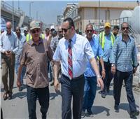 محافظ الإسكندرية يتفقد جاهزية الصرف الصحي استعداداً لكأس لأمم الأفريقية