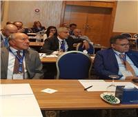 شعبة منتجي الأسمنت تشارك في مؤتمر الاتحاد العربي لمواد البناء ببيروت