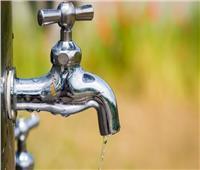 قطع مياه الشرب عن بعض المناطق بالفيوم