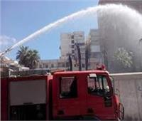 الحماية المدنية: السيطرة على حريق بمطعم في الدقي