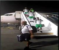 أفريقيا 2019| منتخب مدغشقر يصل القاهرة