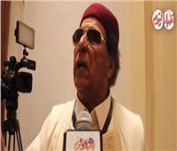 فيديو| المسماري: الرئيس السيسي نصيرنا لإعلاء الحق