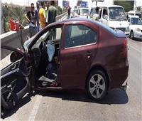 عاجل| وفاة مواطن وإصابة 3 آخرين في تصادم 4 سيارات على المحور