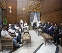 الإمام الأكبر: الأزهر حريص على تقديم كل أوجه الدعم للشعب الليبي