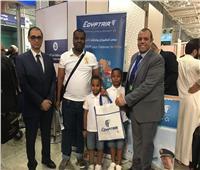 مصر للطيران تسير رحلات من المدينة المنورة وجدة إلى شرم الشيخ