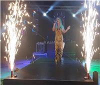 صور| «فاير ورك» إسلام مرزوق تُشعل حفلات أحمد سعد ومادلين مطر