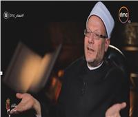 فيديو| مفتي الجمهورية يتحدث عن كواليس رؤية هلال عيد الفطر
