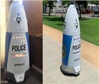 شرطة بارك بجنوب كاليفورنيا تكشف النقاب عن رجل الشرطة الآلي