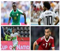أمم إفريقيا 2019| 24 نجما يستحقون المتابعة بمنتخبات الكان