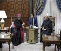 شيخ الأزهر: حريصون على التواصل مع المؤسسات الدينية لتحقيق السلام للبشرية