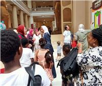 «الآثار» تحتفل بيوم الطفل الإفريقي في المتحف المصري
