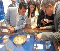 أشرف صبحي: معرض «الرياضة عبر العصور» رسالة ترويجية للسياحة