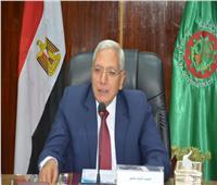 محافظ الدقهلية يتصل بطارق حامد لاعب المنتخب المصري