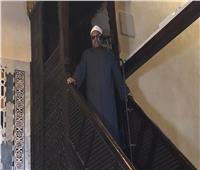 خطيب الجامع الأزهر: جوهر الدين في صلة الأرحام
