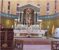 إيبارشية القاهرة للكلدان الكاثوليك تحتفل بعيد القربان المقدس