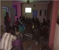 أمم إفريقيا 2019| الآلاف من أبناء بني سويف يتوافدون على مراكز الشباب لمشاهدة المباراة