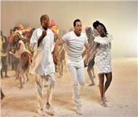 كواليس أغنية افتتاح البطولة| حارة إفريقية في القلعة من أجل «متجمعين».. و١٠ أيام تصوير
