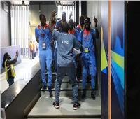 أمم إفريقيا 2019| وصول منتخبي أوغندا والكونغو إلى استاد القاهرة