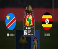 أمم إفريقيا 2019| تشكيل منتخبي أوغندا والكونغو