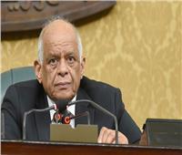 «عبدالعال» يحيل 5 قرارات جمهورية للجان النوعية بالبرلمان