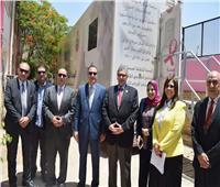 جامعة بنها توفر أول وحدة متنقلة للكشف عن سرطان الثدي