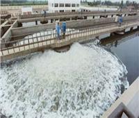 عطل فني يوقف تدفق المياه لمحطة ري القنطرة ببورسعيد
